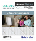 Alen® Airnamic Platinum-Allergens, Smoke & Odors - MERV 13, 6-Pack  MADE IN USA