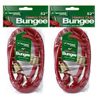 52 inch (1320m Long x 12mm Thick) Heavy Duty Elastic Bungee Cord Straps