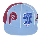 MLB American Needle Philadelphia Phillies Cooperstown Collection Fitted Hat