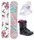K2 GIRLS SNOWBOARD PACKAGE BOOT 050 EUR 36