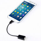 Micro USB Host OTG Adapter Cable for Samsung S4/S5 Note 4 5 Pro 12.2 Nexus HTC a