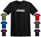 New Jeep t-shirt 4X4 tee off road all sizes S-5X Wrangler Rubicon Gladiator Army image