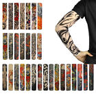 New Fishing Cycling Sports Tattoo UV Protection Rock Arm Sleeves Outdoor