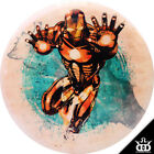 Dynamic Discs DyeMax Marvel Iron Man Splatter