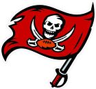 NFL TAMPA BAY BUCCANEERS vinyl graphic 7 year outside vinyl decal sticker on eBay