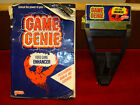 Nintendo NES - Game Genie Video Game Enhancer UNTESTED w  Game Genie Codebook