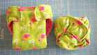 20 MamaBear - Prefold/Fitted Hybrid One Size Fits All Quick Dry Diaper