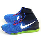Nike Wmns Zoom All Out Flyknit Racer Blue/White-Obsidian-Blue Glow 845361-401