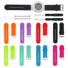 Silicone Replacement Wrist Watch Band Strap with Tools for Garmin S2 GPS Golf