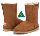 Classic 3/4 Short Deluxe Ugg Boots Australian Made Size 12/13 AU-STOCK CLEARANCE