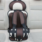 Baby Car Safety Padded Seats Toddler Auto Seat Cushions Security Chair Carrier