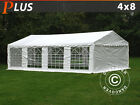 Dancover Marquee PLUS 4x8m, Garden Party Wedding Canopy