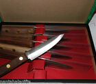 High Quality Dexter Russell Steak / Utility Knives w/ wood handles