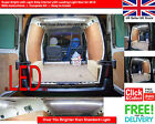 Super Bright interior LED van loading bay light kits for commercial vehicles