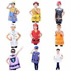 Halloween Costume Kids Cosplay Children Role-Playing Clothes Party Doctor Unisex