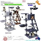 Cat Post Scratching Pole Multi Level Climbing Cat Tree 1.3m Free Metro Delivery