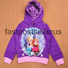 Sale Size 3 Years Frozen Winter Hoody Tracksuit Top Jumper Good Quality