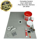 Wet Room Wetroom Shower Tray Kit 20mm All sizes  Including Linear Kits (R/D)