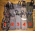 1 or 2 Point Handmade Paracord Rifle Slings