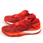 Adidas Crazylight Boost Low 2016 Solar Red/Scarlet/White James Harden B42389