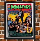 Framed Mallrats Movie Poster A4 / A3 Size Mounted In Black / White Frame