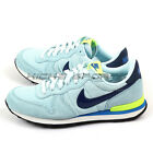 Nike Wmns Internationalist Glacier Blue/Coastal Blue-Volt-Blue Spark 828407-404