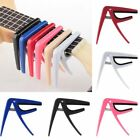 Quick Release Trigger Capo Clamp Plastic for Acoustic Electric Ukulele