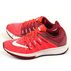 Nike Wmns Air Zoom Elite 8 Bright Crimson/White-Noble Red Running 748589-601