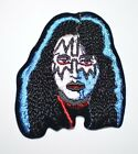 KISS Cool Iron-On Vintage Embroider Band Patch Licensed Vest Jeans Jacket Shirt