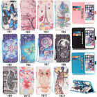 Fashion 3D Flip Printed PU Leder Book Wallet Stylish Case Cover Wallet For Phone