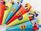 x1 Superhero sweet cone/party cone/party bags/party supplies/party bag fillers