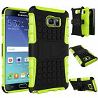 Duty Tough Shockproof with Stand Hard Armor Case Cover For Samsung Galaxy Models