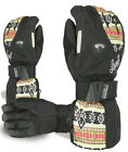 LEVEL BUTTERFLY GLOVE BLACK YELLOW