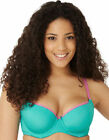 New Cleo by Panache Maddie Spot Padded Balcony Bra 7881 Teal VARIOUS SIZES