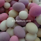 Glisten Sugared Almonds Assorted Mix Colours Big Hard Sugar Candy Almond Sweets