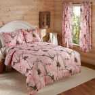 New Realtree AP Camo Bedding Comforter Set W/ SHAMS Twin Full Queen King Pink