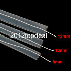 8mm 10mm 12mm Silicon tube IP67 for 6803 WS2811 WS2812B waterproof led strip