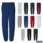 Kyпить JERZEES Mens 50/50 NuBlend Fleece Sweatpants S-3XL - 973MR (no pockets) на еВаy.соm