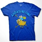 Adventure Time T-shirt Finn Jake Cartoon Fan Men Shirt S-3XL