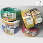 300ft wire gauge 25 plastic twist ties rolls for general use