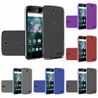 For ZTE Warp 7 Grand X 3 N9519 Slim Flexible Bendable Transparent TPU Cover Case