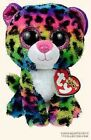 "Ty Beanie Boos 6"" Babie Baby Boo Stuffed Animal Plush Birthday All Occasion Gift"