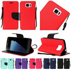 For Samsung Galaxy Note 7 N930T Premium PU Leather Wallet Flip Cover Case