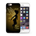 TINKERBELL PETER PAN CARTOON ANIMATION KIDS PHONE CASE COVER FOR IPHONE