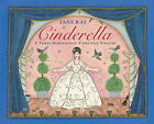 CINDERELLA by Jane Ray : WH1/2 : HB573 : NEW BOOK