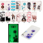 Ultra-thin Soft TPU Glow In The Dark Luminous Case Cover For Samsung Galaxy A510