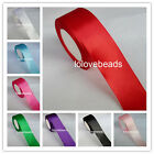 "25/50 yards1.5"" 38MM Satin Ribbon Bow DIY Craft Scrapbooking Wedding Party Favor"