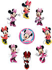 MINNIE MOUSE DISNEY STICKER WALL DECO LOT MMS LOTS OF CHOICE!