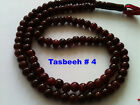 1 x PERSONALIZED TASBEEH PRAYER ROSARY WORRY 99 BEADS TASBIH BEADS CHOOSE COLORS