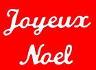 "8 ""Joyeux Noel"" Christmas Die Cuts, French, Ec. Any Colour/Card"